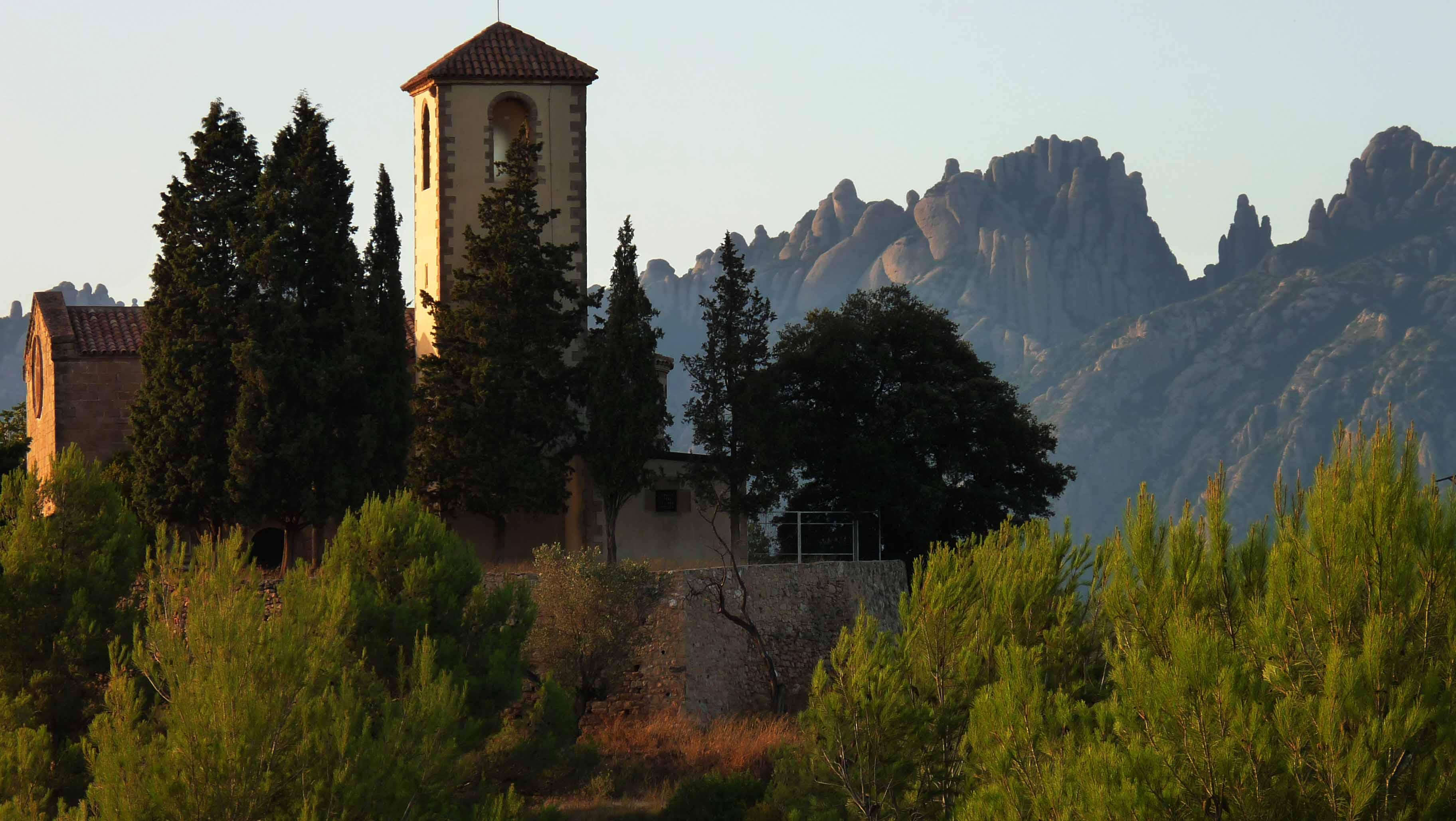 Sant Pere (Masquefa) i Montserrat